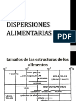 3. Dispersiones Alimentarias
