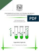 Micropropagación Manual de prácticas UNAM.pdf