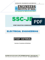 SSC JE Study Materials Power System