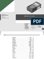 Manual Metyro Digital