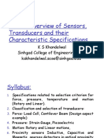 Unit2_Overview of sensors_transducers_characteristc=ic_specification