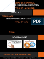 Benchmarking Calidad Figueroa - 2017
