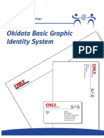 Oki Basic Graphic Identity System