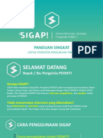 Quick Guide SIGAP