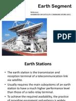 Satellite Earth Segment
