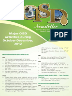 o is d Newsletter 15042012