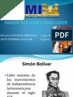 Simon Bolivar Para Exponer