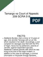 #5 Tamargo vs Court of Appeals 209 SCRA 518