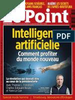 Le Point No°2323 - 16 Mars 2017 - Intelligence artificielle
