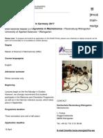Mobile International Programmes En