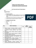 FORM Evaluasi Direktur