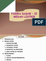 Medan Listrik-fisdas 2