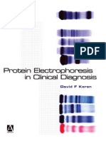 & Protein Electrophoresis_clinical Diagnosis