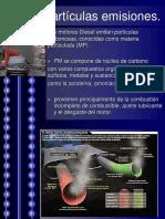 Partículas emisiones