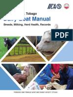 Dairy Goat Manual