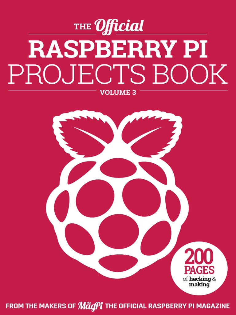 Projects Book V3pdf Command Line Interface Python Programming Wiringpi C Mono 2 Language