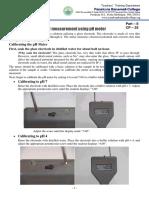 CP - 25 pH Measurement Using pH Meter
