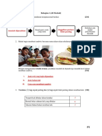 Peperiksaan Pertengahan ASK T1 skema jawapan