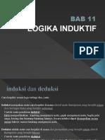 Presentasi Logika Bab 11