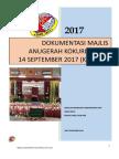 Dokumentasi Hari Anugerah Koko 2017