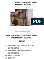 TEMA 5_Cimentaciones Directas Especiales