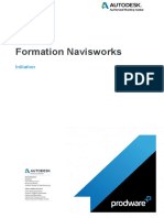 Programme de Formation - Navisworks Initiation -2 Jrs- 20141208