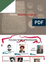 Polska Nobelpristagare