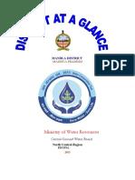 Mandla Water Quality
