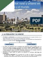 Unidad 3 El Hc3a1bitat Rural y Urbano en Europa y en El Mundo