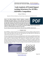 Design and Crash Analysis of Frontal Impact Energy Absorbing Structures-1272
