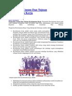 Pengertian Umum Dan Tujuan Keselamatan Kerja - Copy