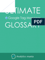 Guide - The Ultimate GTM Glossary - 2017 July