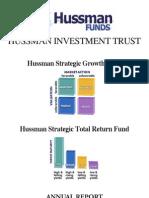HussmanFunds2010AnnualReport