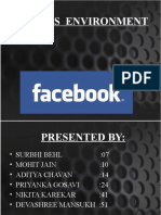 Facebook Final Ppt