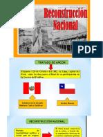 Reconstruccion Nacional