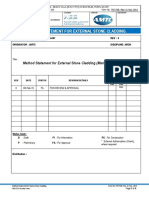 258885609-P07-F06-Method-Statement-for-External-Stone-Cladding.docx