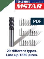 Mitsubishi Tools -Glodala Visoke Efikasnosti