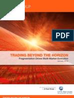 White Paper Fall 2009 Trading Beyond the Horizon