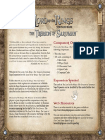 Mec45 the Treason of Saruman Rulesheet