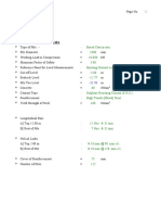 Pile Design Sheet