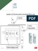 VVVF Earthing System ABB