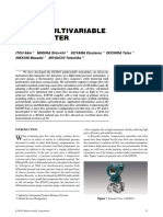 Multivariable FT -Yokogawa