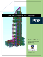 CIVL 4403_Study Guide(1)