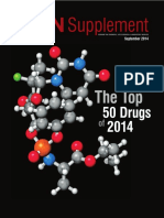 Top 50 Drugs of 2014