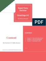 PDF Pozdravi Na Srpskom