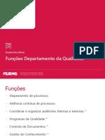 Programas de Qualidade 5S CCQ PIQ