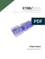 Apartments Type -I_design Report (Etabs)
