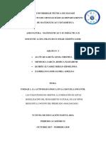 412_matematicas y Su Didactica Ii_grupo 3_exposicion
