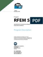 Rfem 5 Manual En