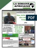 semaine africaine n°3733